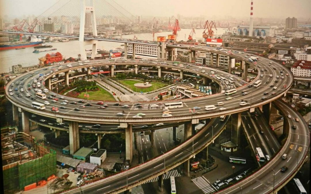 Why China Infrastructure Investment Must Grow