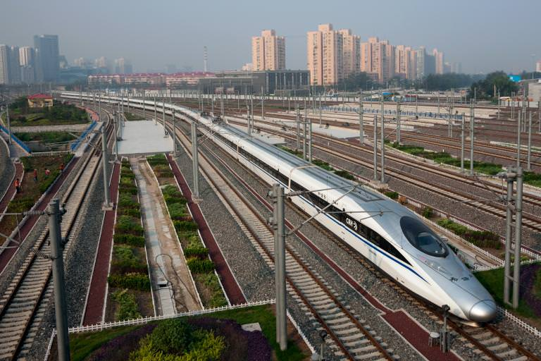 China's New Silk Road: What Is It? How Can You Profit?