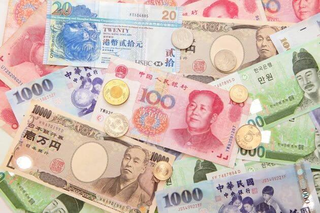 3 Currencies in Asia That Will Make a Comeback