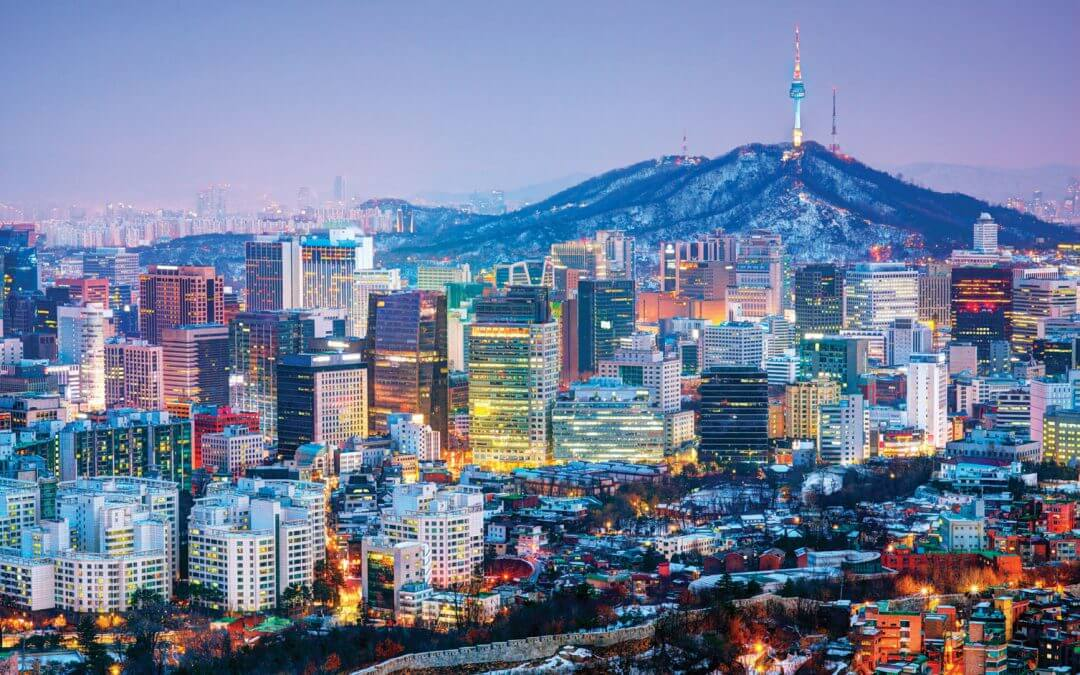 Will the Korean Economy Outgrow Japan's?